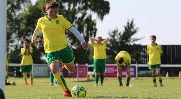 Norwich City penalties