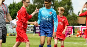 Arsenal Disability Summer Cup