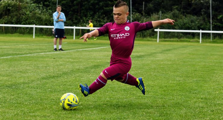 Man City Disability Summer Cup