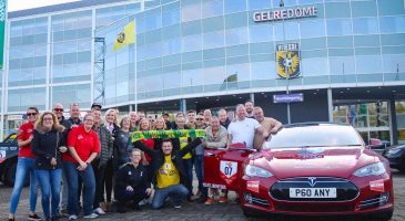 Canaryball Rally – Trip Diary