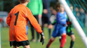 Free taster session for young goalkeepers