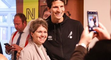 Klose features at annual charity Business Breakfast