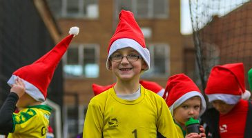 Soccer Schools this Christmas with CSF