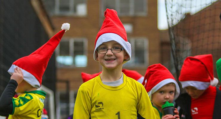 Christmas Soccer Schools