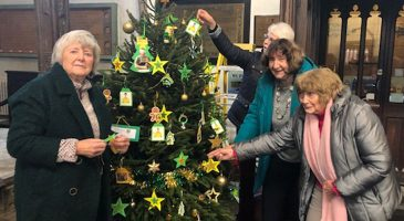 Extra Timers support charity Christmas festival