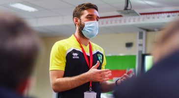 How a Premier League programme is inspiring students in Norwich