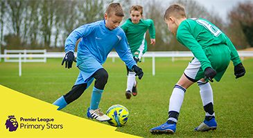 Schools invited to take part in Premier League Primary Stars Schools Tournament