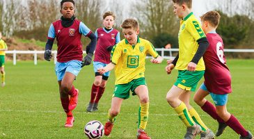Gallery: Boys' EPDC fixtures vs. West Ham United