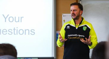 Foundation launches Positive Futures