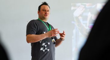 Extra Time talk from Run Norwich Event Manager