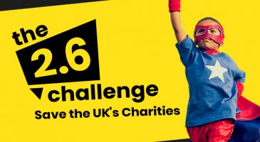 Take part in the #TwoPointSixChallenge for the Foundation