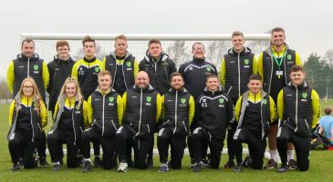Applications for 2020-21 CSF coach apprentice scheme open