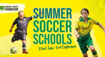 Soccer Schools are back!