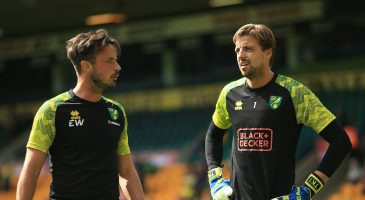 Norwich City FC's Ed Wootten to lead final FC Live session of season