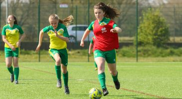 Free Football Festival for Girls at The Nest