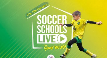 Virtual Soccer School coming this February half-term