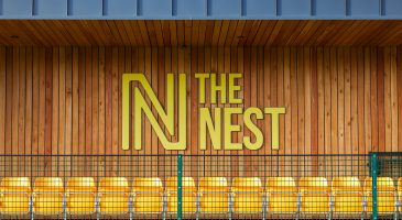 Construction completed at The Nest