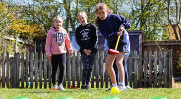 Takeover day at Barford Primary celebrates sport, wellbeing – and promotion!