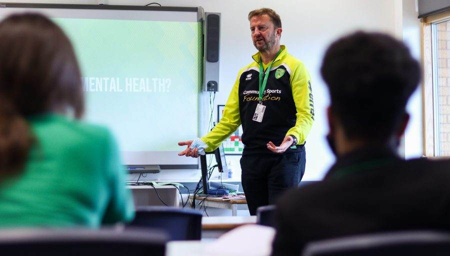 Positive Futures: how the team are supporting students' mental health