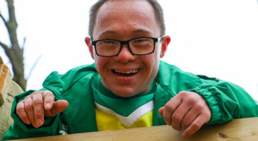 Disability participant