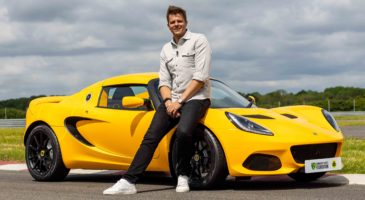 Win a Lotus Elise Final Edition and support the Foundation