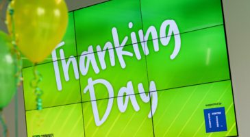 Foundation Holds First Ever Thanking Day
