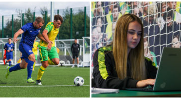 Open showcase events for our Football & Education programmes